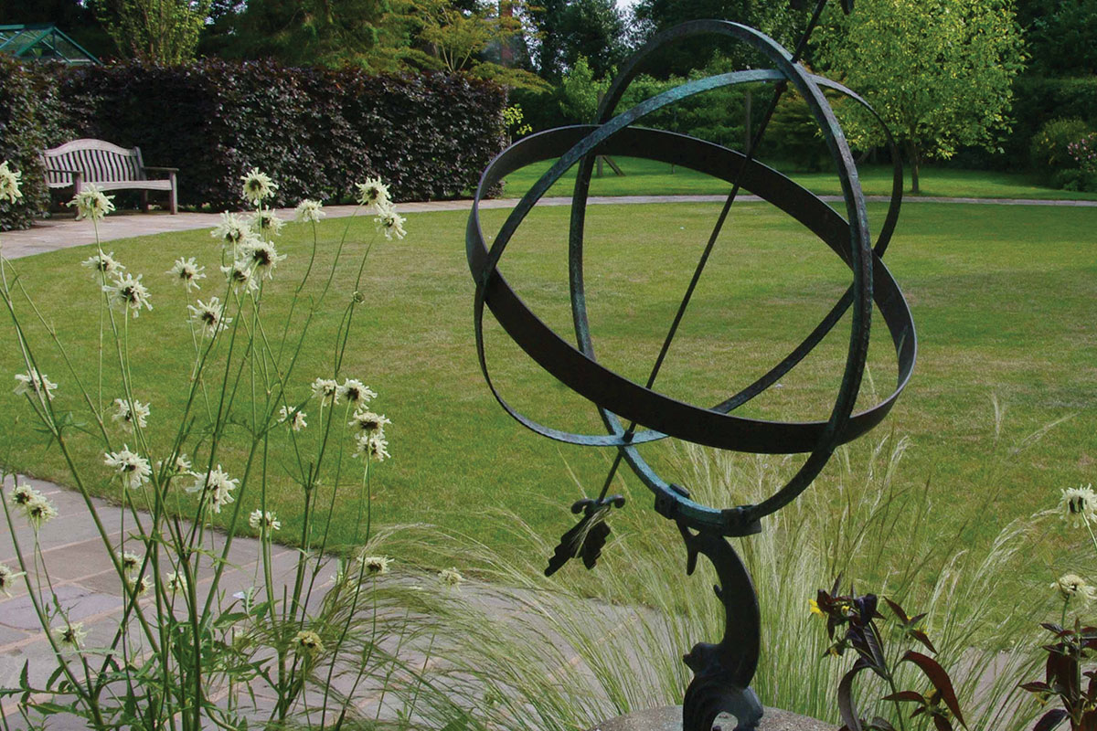 Francesca Sinclair's Garden Design Mission